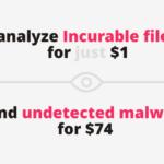 Undetected malware Virusdie