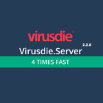Stand-alone server antivirus Virusdie.Server 2.2.0