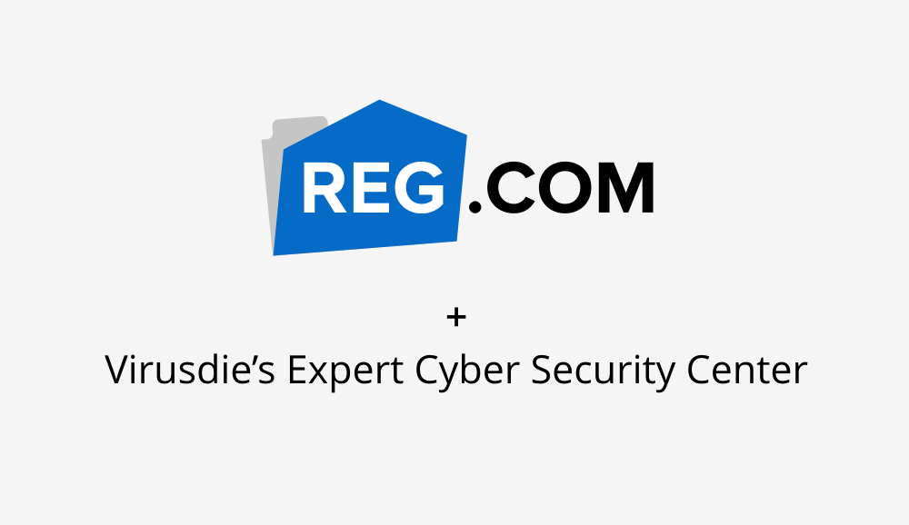 REG.COM and Virusdie's security operation center