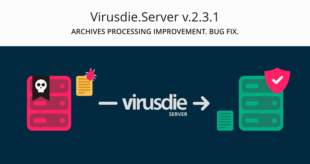 Virusdie.Server v.2.3.1