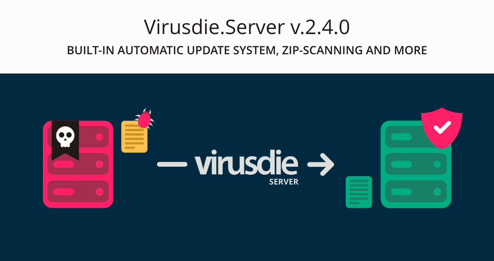 Virusdie.Server v.2.4.0.