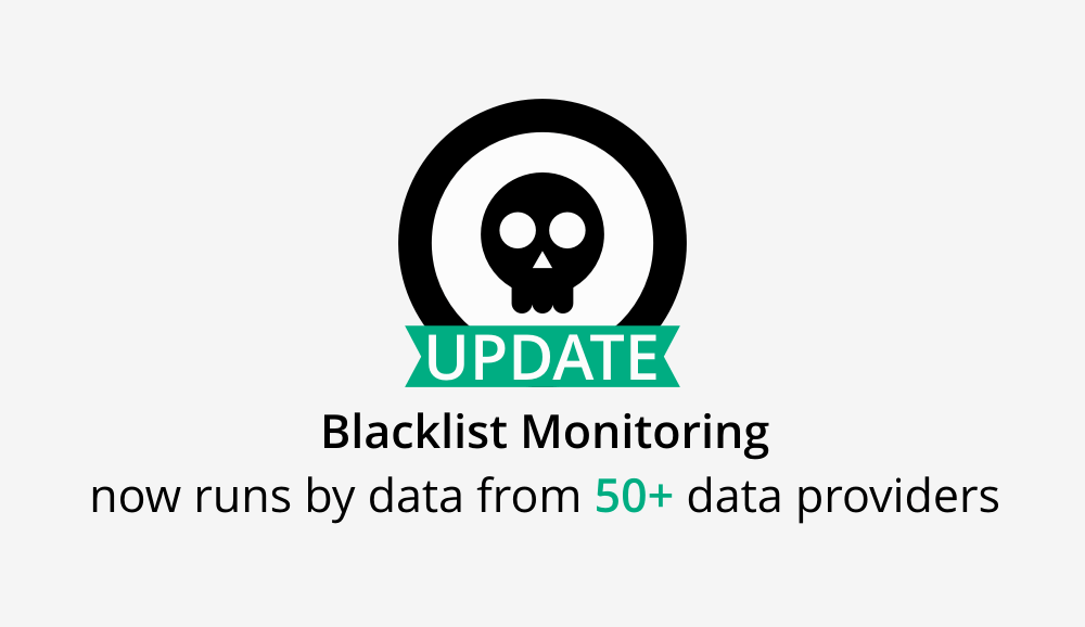 Virusdie blacklist monitoring features to check more than 50 antivirus data vendors by VirusTotal updated