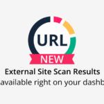 External site scan results on viruside.com