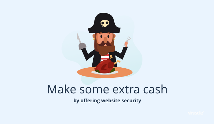 How to make some extra cash by offering website security