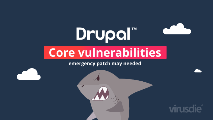 Drupal CMS vulnerability