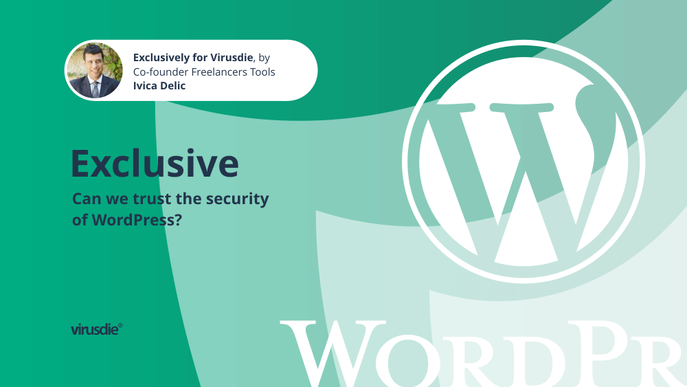 Can we trust the security of wordpress?
