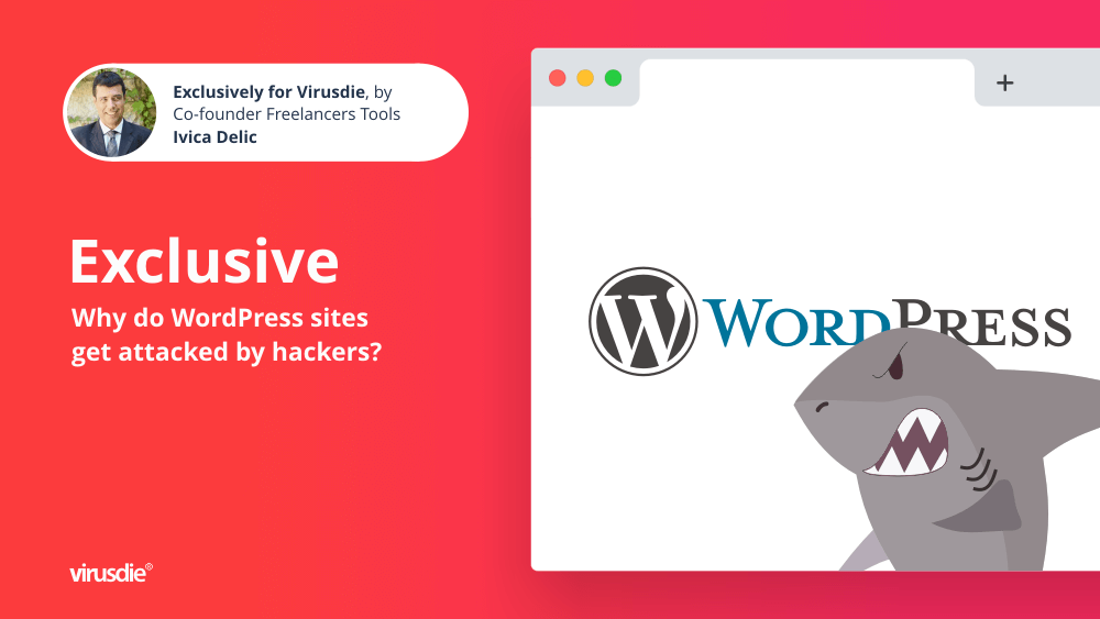 Wordpress site hot hacked