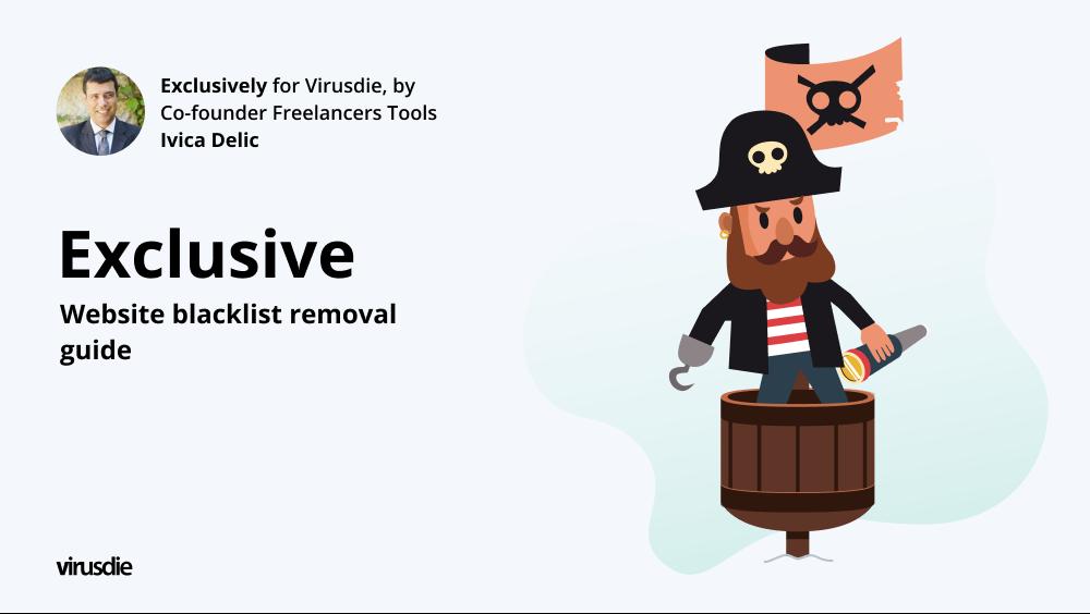 Website blacklist removal guide