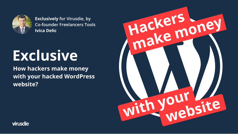 hackers make money with your hacked website