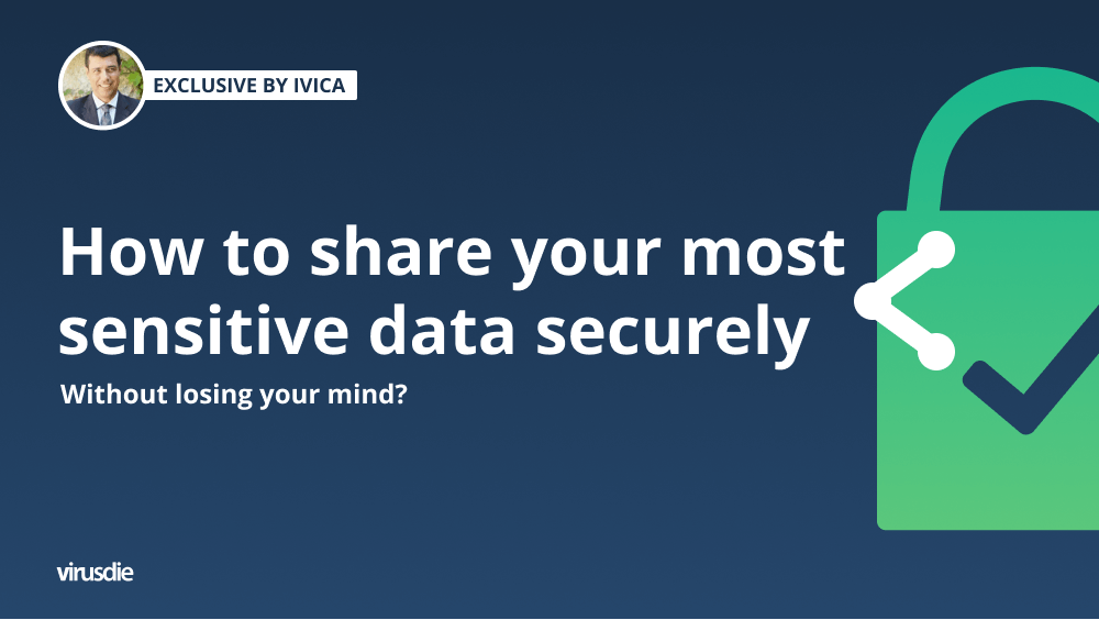 how to secure your data sharing