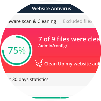 Virusdie Website Antivirus tool